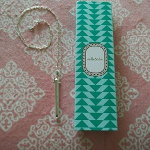 Stella & Dot Rebel Pendant Necklace